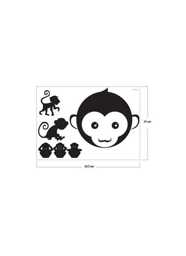 Disney Winky Klozet Sticker 19X17 Cm Renkli
